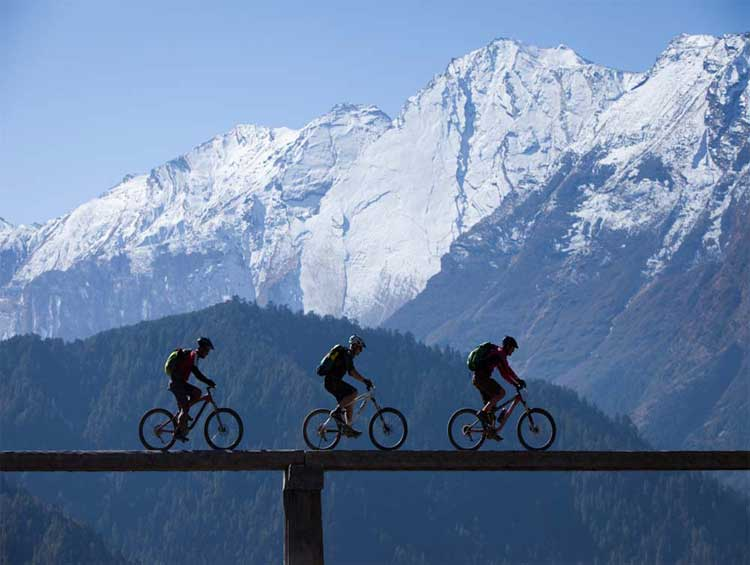 Nepal-Mountain-Bike